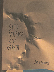 Rick Myers - Bite marks in papers