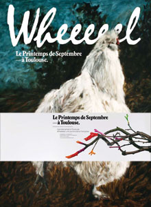 Printemps de septembre à Toulouse - The Hamsterwheel / Wheeeeel