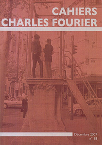 - Cahiers Charles Fourier n° 18