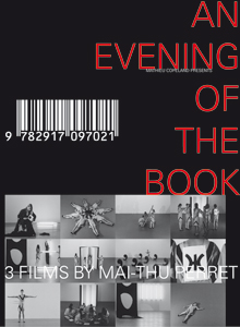 Mai-Thu Perret - An Evening of the Book - 3 films by Mai-Thu Perret (DVD)