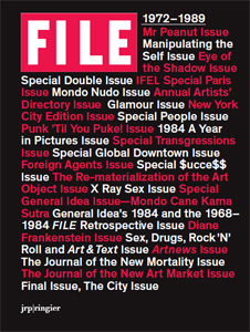 General Idea - FILE Megazine (boxset)