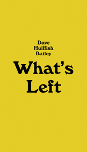Dave Hullfish Bailey - What\'s left