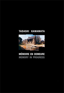 Tadashi Kawamata - Memory in Progress (book / DVD)