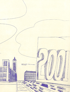 Wesley Willis - 2001