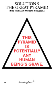 Solution 9 - The Great Pyramid