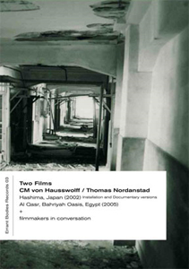 CM von Hausswolff, Thomas Nordanstad - Two Films (DVD)