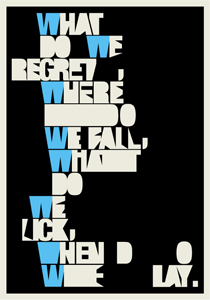 Federico Pepe - What do we regret, where do we fall, what do we lick, when do we lay