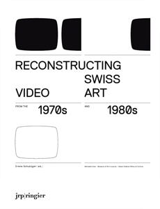 - Reconstructing Swiss Video Art from the 1970s and 1980s