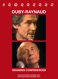 Georges Duby & Jean-Pierre Raynaud - Grandes Conférences (DVD)