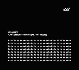 Raionbashi - 1.Konditionstraining