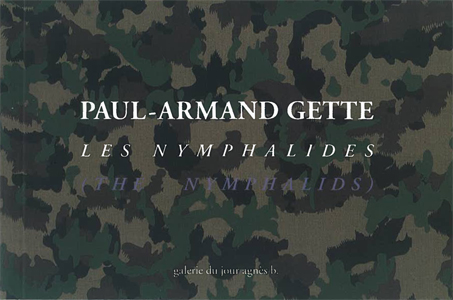 Paul-Armand Gette - Les Nymphalides