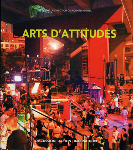 Arts d\'attitudes - Action /  discussion / interaction