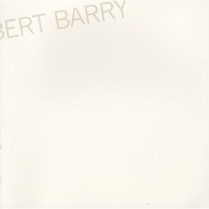 Robert Barry - Autobiography