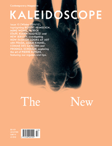 Kaleidoscope - Hiver 2011/12 – The New / Georges Tony Stoll