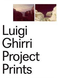 Luigi Ghirri - Project Prints