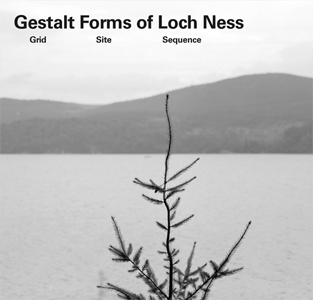 Gerard Byrne - Gestalt Forms of Loch Ness - Grid Site Sequence