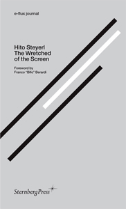 Hito Steyerl - E-flux journal - The Wretched of the Screen