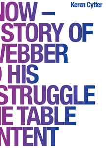 Keren Cytter - D.I.E. Now - The True Story of John Webber and His Endless Struggle with the Table of Content