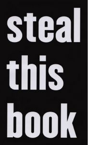Dora García - Steal This Book
