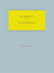 Carey Young - Subject to contract
