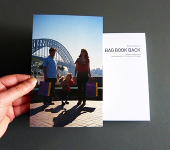 Bag Book Back