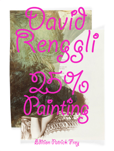David Renggli - 25% Painting