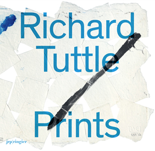 Richard Tuttle - Prints