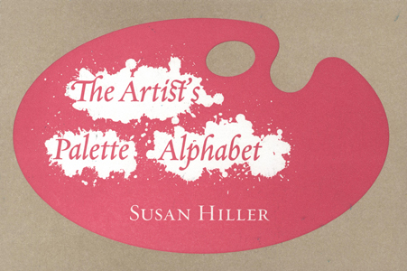 Susan Hiller - The Artist\'s Palette Alphabet (postcards)