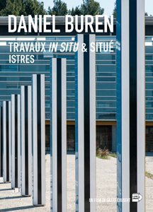 Daniel Buren - Travaux in situ & situés - Istres (book / DVD)