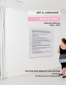 Art & Language - Made in Zurich - Selected Editions  – 1965-1972