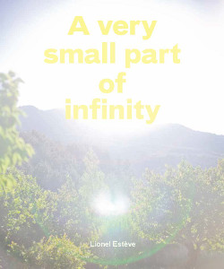 Lionel Estève - A very small part of infinity