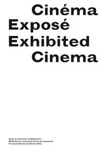 Exhibited Cinema - Exhibiting artists\' films, video art and moving image