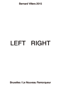 Bernard Villers - Left Right