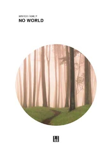 Winter Family - No World (book / CD)