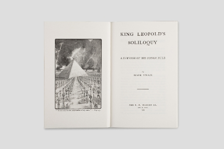 King Leopold Soliloquy