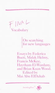 - Final Vocabulary