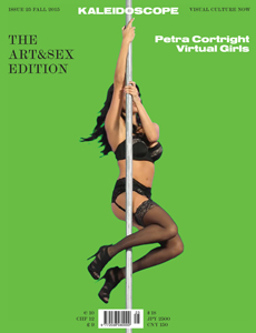 Kaleidoscope - Automne 2015 – The Art & Sex Edition