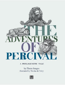 Pierre Senges, Nicolas de Crécy - The Adventures of Percival