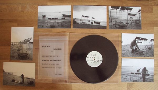 Solar Music at Sierksdorf, Ostsee (vinyl LP)