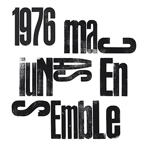Maciunas Ensemble - 1976 (vinyl LP)
