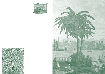 Palm Tree Studies in South Tyrol and Beyond