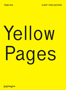 John Armleder - Yellow Pages