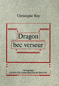 Christophe Rey - Dragon bec verseur