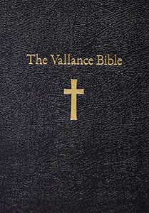 Jeffrey Vallance - The Vallance Bible