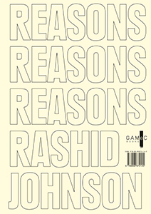 Rashid Johnson - Reasons