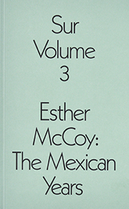 Sur - Ester McCoy – The Mexican Years