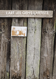 Robert Milin - L\'art les gens l\'artiste (book / DVD)