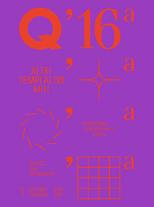 Q\'16a - 16th Art Quadriennale – Other times, Other myths