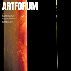 Artforum - May 2017