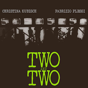 Fabrizio Plessi - Two and two (vinyl LP)